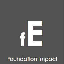 E - Foundation Impact